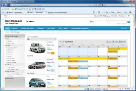 new release of carCar Manager for SharePoint
