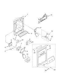 Whirlpool side by side refrigerator parts model gc3jhaxtl01 w0702227 00008 0165000html ge wiring diagrams fridge gts22jbpbrww