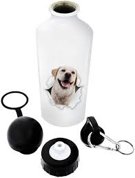 Labrador Dog Gifts Lab Water Bottle Dog ...