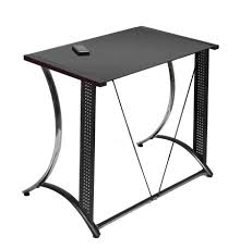 omnirax presto 4 studio desk black