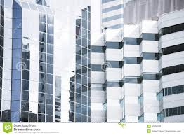 Perfect City Window Texture Filtered Office Buildings Facade In Design Ideas