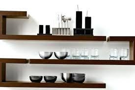 mid century floating shelves modern wooden floating shelves home design ideas mid century floating wall shelves
