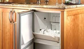 countertop clear ice maker main 1 newair 40 pound