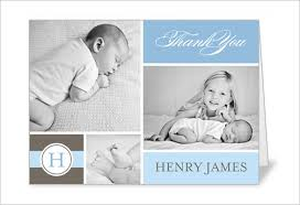 Baby Boy Thank You Cards 19 Baby Thank You Cards Free Printable Psd Eps Indesign Format