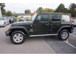 2010 jeep wrangler unlimited sahara in knoxville tn toyota knoxville