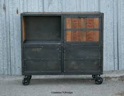 distressed industrial furniture. Distressed. Custom Made Bar Cart/Liquor Cabinet. Vintage Industrial. Urban/Modern Design. Distressed Industrial Furniture 2