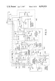 patent us4654924 microcomputer control system for a canister patent drawing