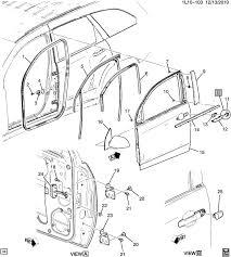2010 Cadillac Dts Parts Diagram