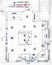How To Design Kitchen Lighting Kitchen Lighting Layout Calculator