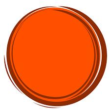 Free illustration Orange Circle Frame Circle Free Image on