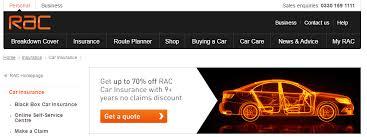 rac car insurance quote 44billionlater