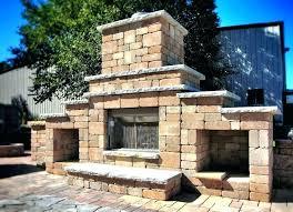 concrete outdoor fireplace precast best wood burning kits diy outdoor fireplace kits wood burning stones diy