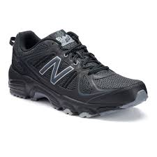 new balance black shoes. new balance 412 men\u0027s trail running shoes black s