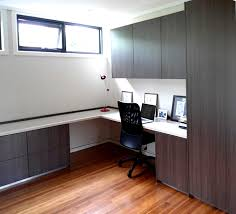 home office fitout. contemporary fitout home office joinery and fitout