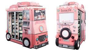 Benefit Vending Machine Unique Beauty OntheGo A Benefit Cosmetics Vending Machine May Be Coming