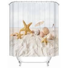 best gift giraffe riding shark waterproof fabric shower curtain bathroom s shower curtains bathroom curtain y 133 in shower curtains from home