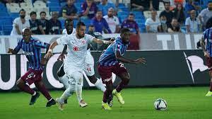 Trabzonspor:2 - Sivasspor: 1