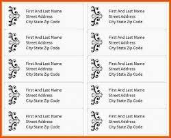 address label templates free address labels format korest jovenesambientecas co