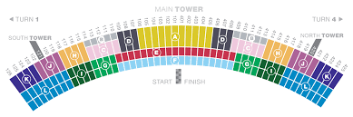 Talladega Seating Chart Maps Chicagoland Speedway
