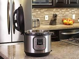 8qt pressure cooker instant pot ip duo80 countertop view 2