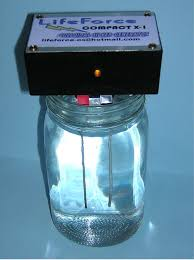 making colloidal silver in a jar lifeforce compact colloidal silver generators