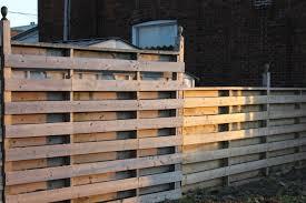 white horizontal wood fence. Horizontal Wood Fence Design Ideas 2017 Los White