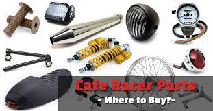 cafe racer parts where to and