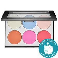 <b>Holographic</b> Face & Cheek Palette - <b>SEPHORA COLLECTION</b> ...