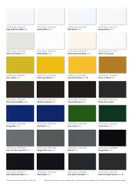Powder Coat Color Chart Hilborn Fuel Injection