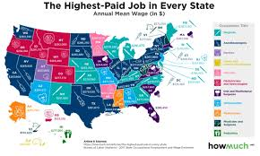 Nypd Salary 2016 Chart Doctors Are The Highest Paid Workers In Every State In The