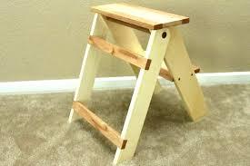 closet step stool folding wooden step stool regarding designs 9 best closet step stool