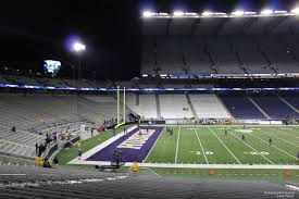 Husky Stadium Section 109 Rateyourseats Com