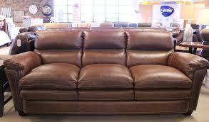 futura leather sofa
