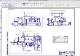 Дипломный проект на тему Реконструкция линии производства  чертеж Дипломный проект на тему