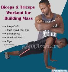 biceps triceps workout building m jpg
