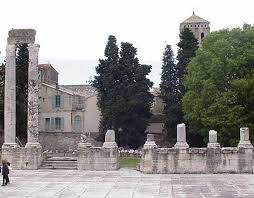 Arles, Roman and Romanesque Monuments