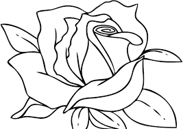 rose color page rose color sheets roses coloring pages p rose coloring pages print