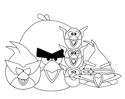 Small Picture Angry Bird Star Wars Printable Coloring Pages Virtrencom