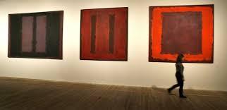 mark rothko s seagrams paintings at london s tate gallery