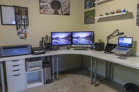 contemporary desks for home office. Lovely Home Office Setup Ideas Or Contemporary Desk Furniture Desks For N