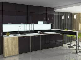Corner Upper Cabinet Kitchen Custom Replacement Cabinet Doors Beautify The Kitchen By