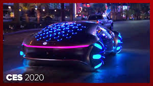 Bmw m1 hommage concept 2008. Mercedes Benz Avtr Everything You Need To Know About James Cameron S Avatar Car Youtube