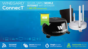 winegard connect mobile internet wifi extender 4g lte