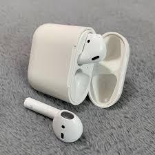 <b>Refurbished</b> 2019 New 1:1 Apple MMEF2AM/AAAAA+ Air Pods ...