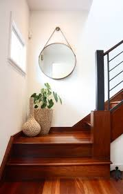 Decorating Stairs in Beautiful and Creative Ways for Interior Design Ideas:  Red