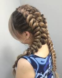 Pigtails Hair Style 25 cool pigtails hairstyles from dutch and french braid pigtails 1304 by stevesalt.us