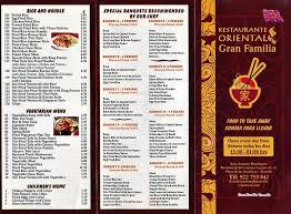 Restaurante Oriental Gran Familia Restaurante Chino En Playa De Las
