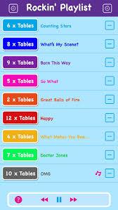 Maths Rockx EDU - Times Tables! Review | Educational App Store
