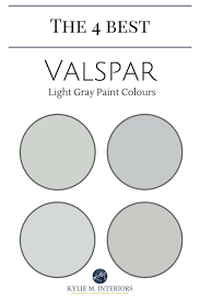Valspar Light Grey Valspar Paint 4 Best Light Gray Paint Colours