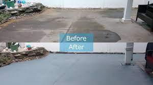 rubberdecky diy concrete resurfacing